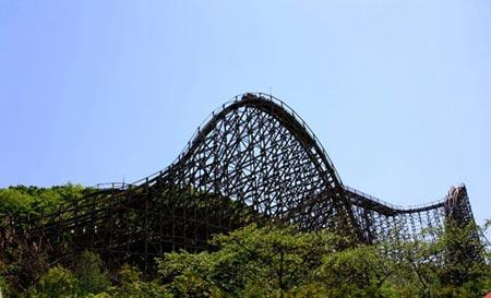 Vòng quanh thế giới tại Công viên Everland – Hàn Quốc - 5