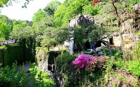Vòng quanh thế giới tại Công viên Everland – Hàn Quốc - 11