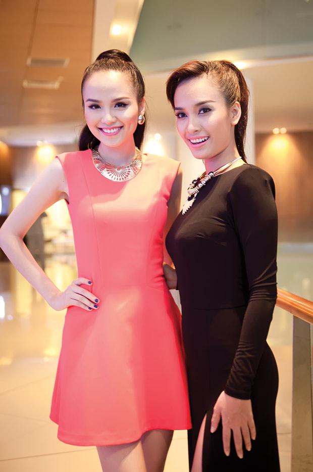 Diễm Hương diện váy neon xinh tươi - 10