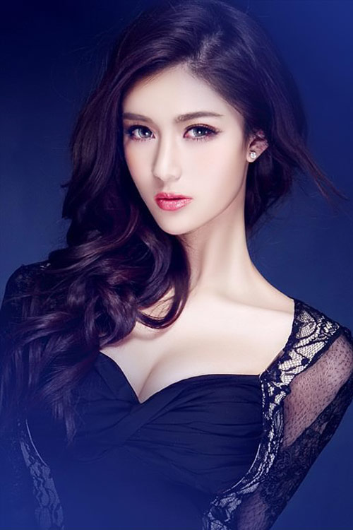 """Wang Xi Ran """"đốn ngã"""" cánh mày râu - 5"""
