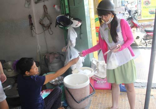 Độc đáo: Phố chỉ bán cơm không ở Sài Gòn - 4