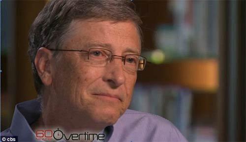 """Bill Gates """"nhớ"""" Steve Jobs - 1"""