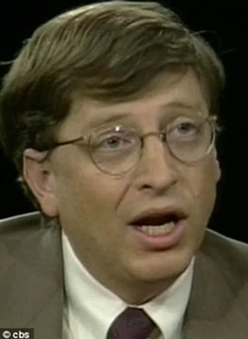"""Bill Gates """"nhớ"""" Steve Jobs - 4"""