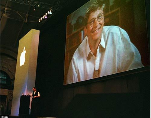 """Bill Gates """"nhớ"""" Steve Jobs - 5"""