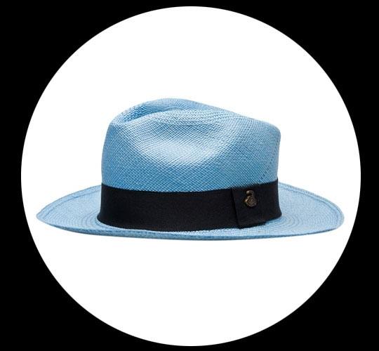 Thời trang mũ hè cho chàng - 1