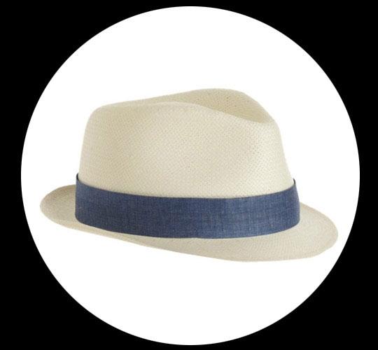 Thời trang mũ hè cho chàng - 4