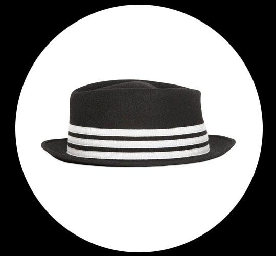 Thời trang mũ hè cho chàng - 6