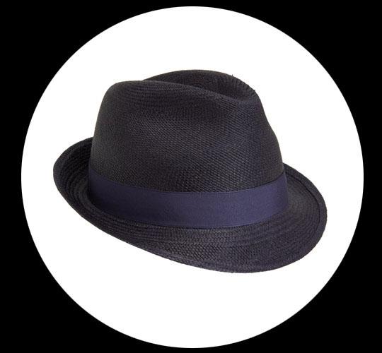 Thời trang mũ hè cho chàng - 9