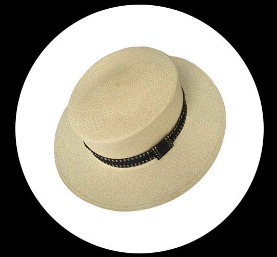 Thời trang mũ hè cho chàng - 11