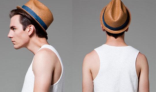 Thời trang mũ hè cho chàng - 10