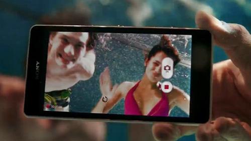 Sony Xperia ZR: 'siêu dế' chụp ảnh dưới nước - 2