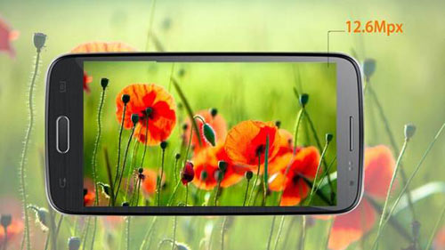 SKY HD9500 - Điện thoại siêu mỏng giá dưới 5 triệu đồng - 3