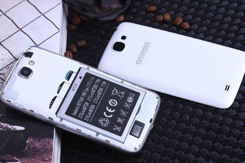 SKY HD9500 - Điện thoại siêu mỏng giá dưới 5 triệu đồng - 4