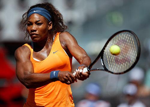 Tay vợt tuổi teen thách thức Serena (V2 Rome Open) - 1