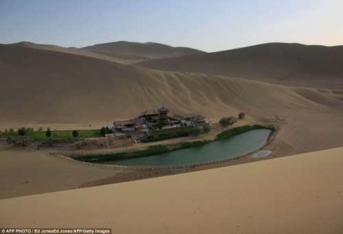 TQ: Ốc đảo tí hon 2.000 tuổi giữa sa mạc - 3