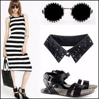 4 xu hướng khấy đảo thời trang hè 2013