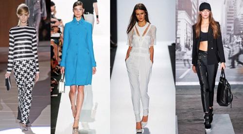 4 xu hướng khấy đảo thời trang hè 2013 - 1