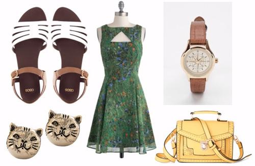 4 xu hướng khấy đảo thời trang hè 2013 - 4