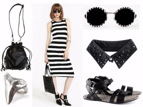 4 xu hướng khấy đảo thời trang hè 2013 - 2