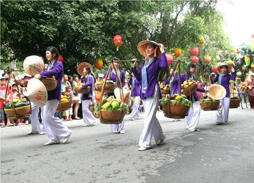Đặc sắc lễ hội trái cây Nam bộ tại Suối Tiên - 2