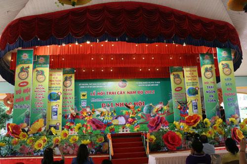Đặc sắc lễ hội trái cây Nam bộ tại Suối Tiên - 4