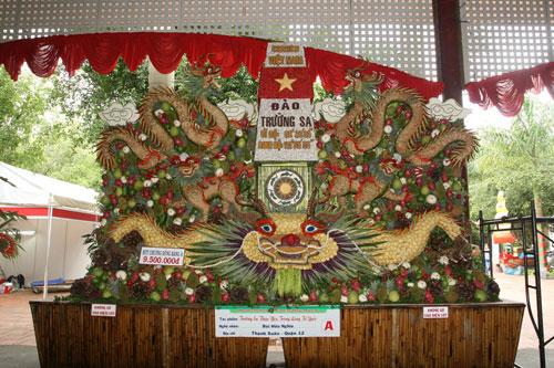 Đặc sắc lễ hội trái cây Nam bộ tại Suối Tiên - 7