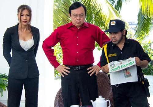 """Hai vệ sĩ """"siêu lạ lùng"""" của phim Việt - 3"""