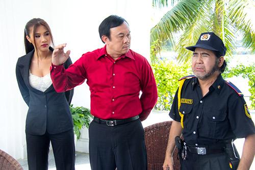 """Hai vệ sĩ """"siêu lạ lùng"""" của phim Việt - 4"""