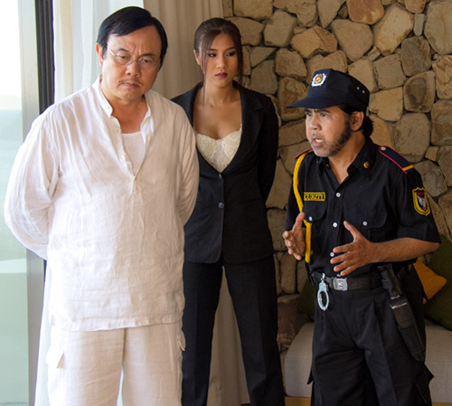 """Hai vệ sĩ """"siêu lạ lùng"""" của phim Việt - 5"""