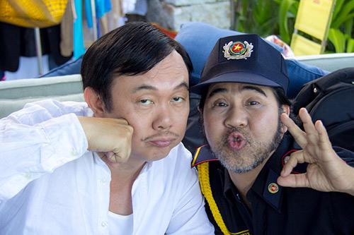 """Hai vệ sĩ """"siêu lạ lùng"""" của phim Việt - 11"""