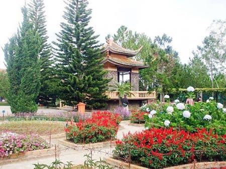 Những địa điểm du lịch tuyệt đẹp ở Đà Lạt - 4