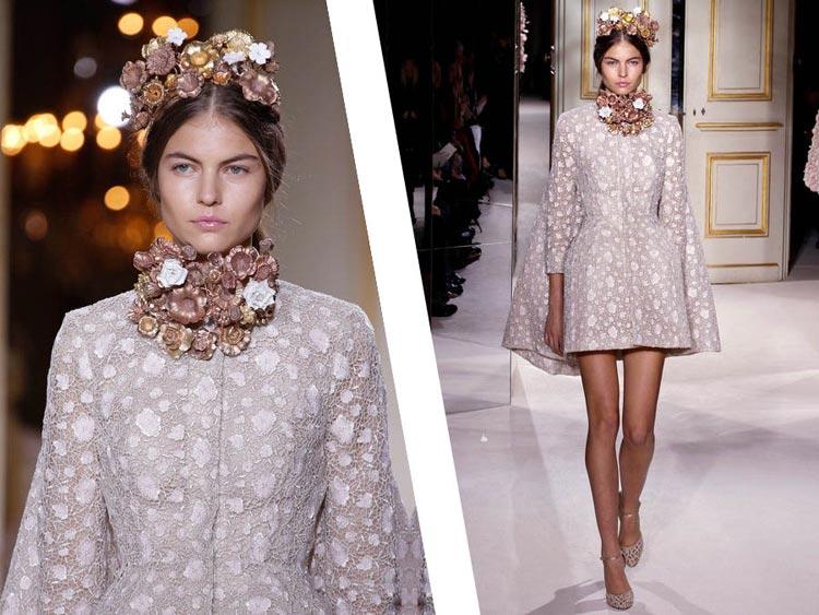 Xu hướng in hoa của thời trang thế giới - 16