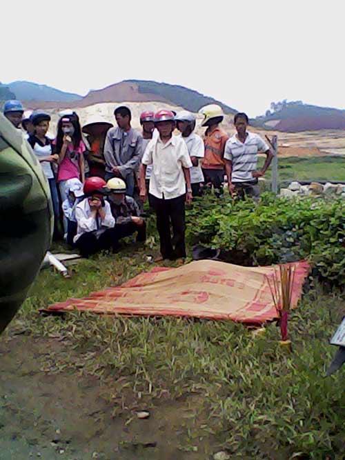 Chồng giết vợ gây rúng động Thái Nguyên - 1