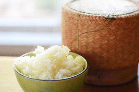 Các món xôi ngọt trứ danh của Thái Lan - 1