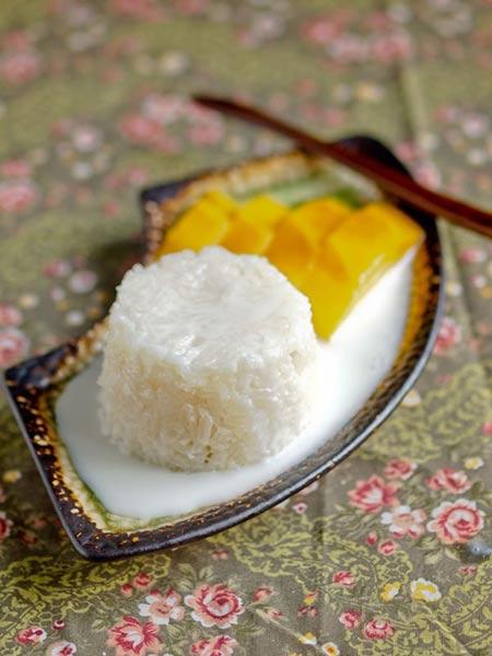 Các món xôi ngọt trứ danh của Thái Lan - 2