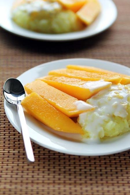 Các món xôi ngọt trứ danh của Thái Lan - 3