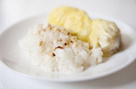 Các món xôi ngọt trứ danh của Thái Lan - 4
