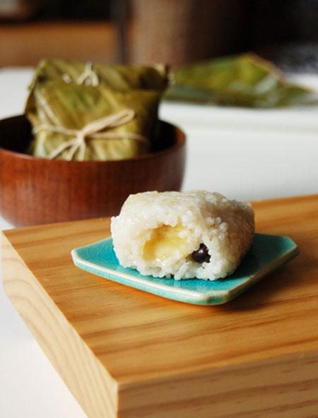 Các món xôi ngọt trứ danh của Thái Lan - 7