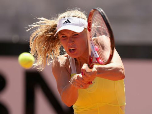 HOT: Serena trả hận cho nhà Williams - 1