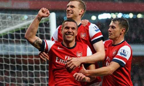 Arsenal: Trời Âu rộng mở - 1