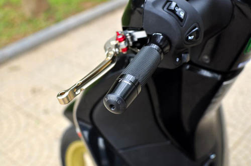 """Ngắm Honda SH 2013 """"độ"""" cực chất - 10"""