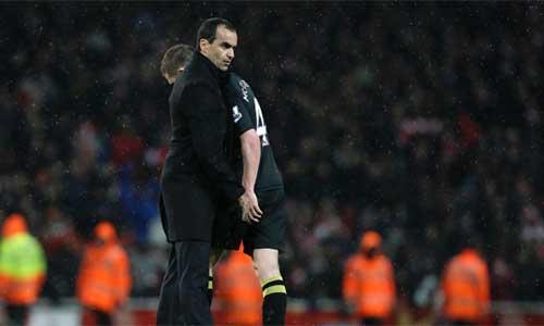 Wenger buồn khi Wigan xuống hạng - 1