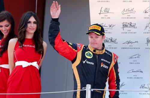 F1 - Spain GP: Phía sau vạch đích - 1
