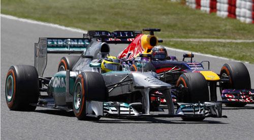 F1 - Spain GP: Phía sau vạch đích - 3