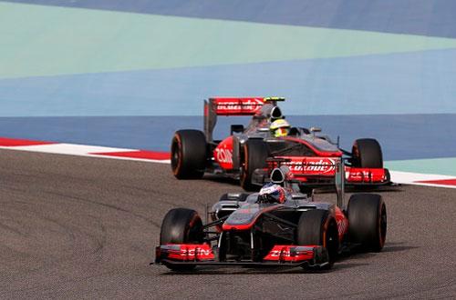 F1 - Spain GP: Phía sau vạch đích - 4