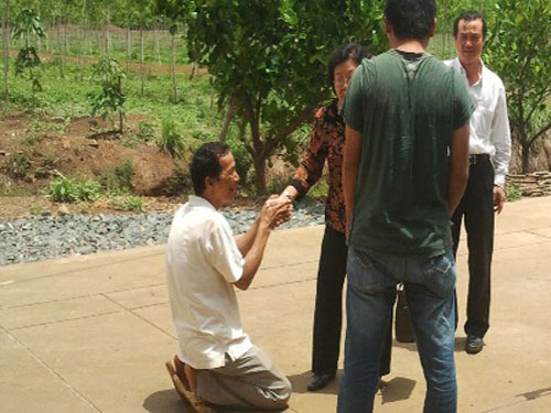 """Nguyên ủy viên BCH TW Đảng thực địa """"kỳ án vườn mít"""" - 6"""