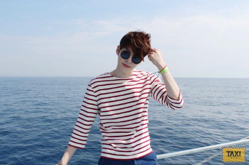 Lee Min Ho có trai đẹp cạnh tranh - 1