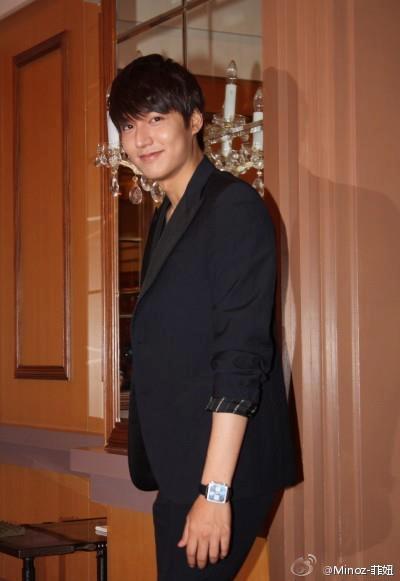 Lee Min Ho có trai đẹp cạnh tranh - 4