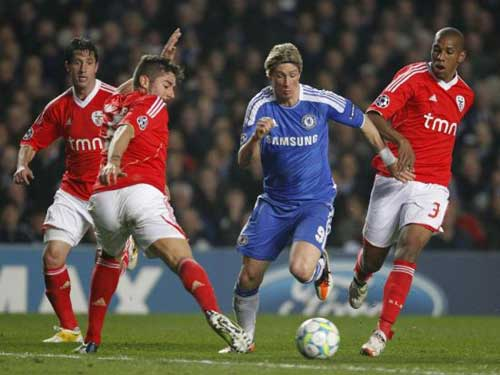 Benfica-Chelsea: Lời chia tay ngọt ngào - 2