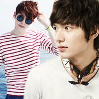 Lee Min Ho có trai đẹp cạnh tranh